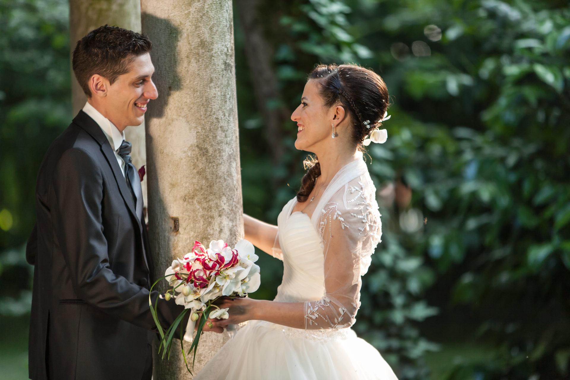 Silvia e Manuel